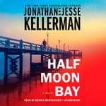 Half Moon Bay by  Jesse Kellerman audiobook