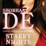 Starry Nights by  Shobhaa De audiobook