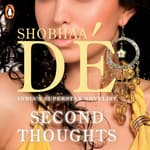 Second Thoughts by  Shobhaa De audiobook