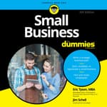 Small Business For Dummies by  Eric Tyson, MBA audiobook