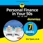 Personal Finance in Your 50s All-in-One For Dummies by  Eric Tyson, MBA audiobook