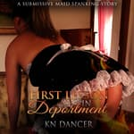 First Lesson in Deportment by  KN Dancer audiobook