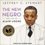 The New Negro by  Jeffrey C. Stewart audiobook