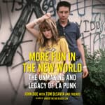 More Fun in the New World by  John Doe audiobook