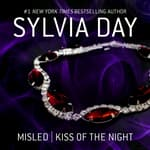 Misled & Kiss of the Night by  Sylvia Day audiobook