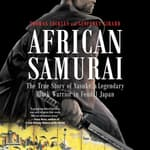 African Samurai by  Thomas Lockley audiobook