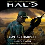HALO: Contact Harvest by  Joseph Staten audiobook