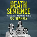 Death Sentence by  Joe Sharkey audiobook
