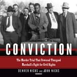 Conviction by  Denver Nicks audiobook
