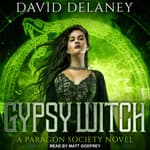 Gypsy Witch by  David Delaney audiobook