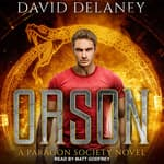 Orson by  David Delaney audiobook