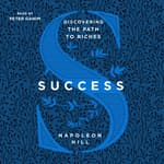 Success by  Napoleon Hill audiobook