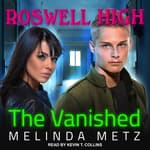 The Vanished by  Melinda Metz audiobook