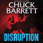 Disruption by  Chuck Barrett audiobook