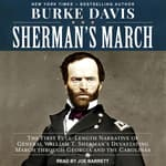 Sherman's March by  Burke Davis audiobook
