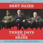 Three Days at the Brink: Young Readers' Edition by  Bret Baier audiobook