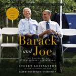 Barack and Joe by  Steven Levingston audiobook