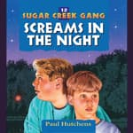 Screams in the Night by  Paul Hutchens audiobook