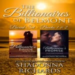 Billionaires of Belmont by  Shadonna Richards audiobook