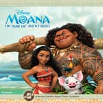 Moana (Spanish Edition) by  Disney Press audiobook