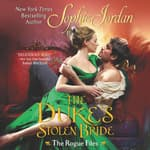 The Duke's Stolen Bride by  Sophie Jordan audiobook