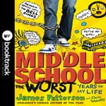 Middle School, The Worst Years of My Life by  Chris Tebbetts audiobook