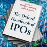 The Oxford Handbook of IPOs by  Douglas Cumming audiobook