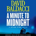 A Minute to Midnight by  David Baldacci audiobook