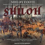 Shiloh by  Shelby Foote audiobook