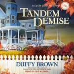 Tandem Demise by  Duffy Brown audiobook