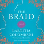 The Braid by  Laetitia Colombani audiobook