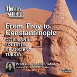 From Troy to Constantinople by  Jennifer Tobin audiobook