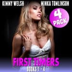 First Timers 4-Pack - Books 1 - 4 by  Kimmy Welsh audiobook