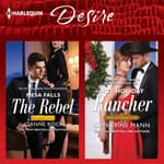 The Rebel & Hot Holiday Rancher by  Catherine Mann audiobook