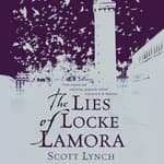 The Lies of Locke Lamora by  Scott Lynch audiobook
