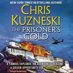 The Prisoner's Gold by  Chris Kuzneski audiobook