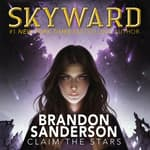Skyward by  Brandon Sanderson audiobook