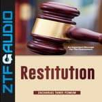 Restitution by  Zacharias Tanee Fomum audiobook