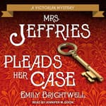 Mrs. Jeffries Pleads Her Case by  Emily Brightwell audiobook