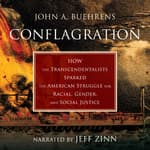 Conflagration by  John A. Buehrens audiobook
