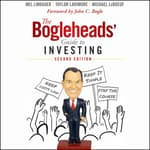 The Bogleheads' Guide to Investing by  Michael LeBoeuf PhD audiobook