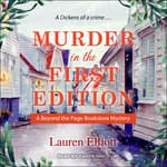 Murder in the First Edition by  Lauren Elliott audiobook