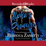 Alpha's Promise by  Rebecca Zanetti audiobook