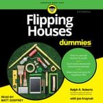 Flipping Houses For Dummies by  Ralph R. Roberts audiobook