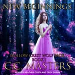New Beginnings by  C.C. Masters audiobook
