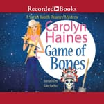 Game of Bones by  Carolyn Haines audiobook