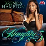 Naughty 5 by  Brenda Hampton audiobook