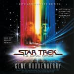 Star Trek: The Motion Picture by  Gene Roddenberry audiobook