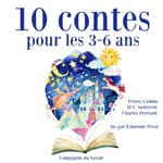 10 contes pour les 3-6 ans by  Charles Perrault audiobook
