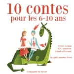 10 histoires pour les 6-10 ans by  Charles Perrault audiobook